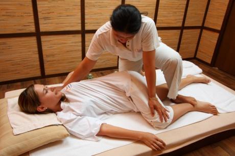 thai massage toronto