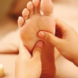 foot massage toronto