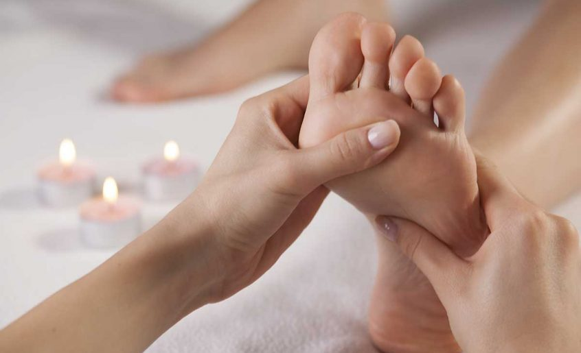 foot massage benefits