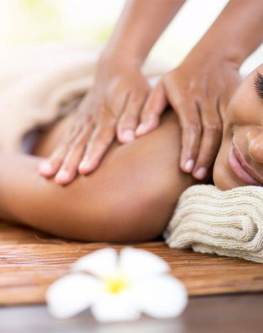 massage for neck pain